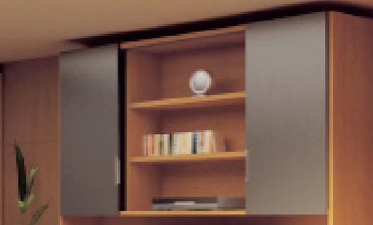 家具用ドア金物